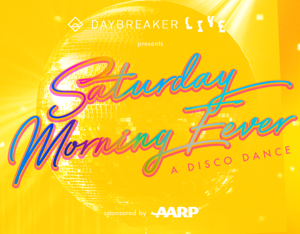 """Tiffany and The Weather Girls perform for AARP and Daybreaker's """"Totally Rad '80s Dance"""" party"""