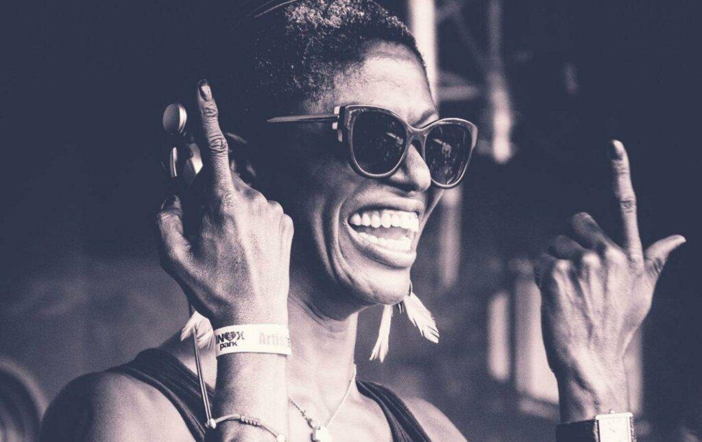 DJ Paulette takes over BBC Radio 6 Music for Pride