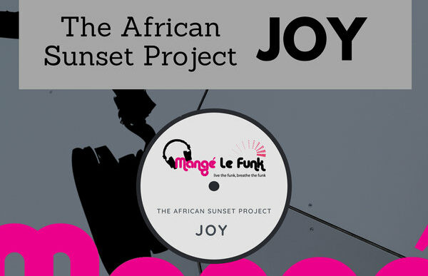 The African Sunset Project breaks into Traxsource Top 10 for Broken Beat / Nu-Jazz